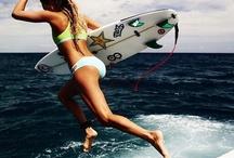 Surfer Girls / by Sticky Bumps