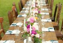 Table setting / by Olga Gatziou