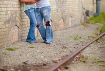 couples posing / by Crystal Samson
