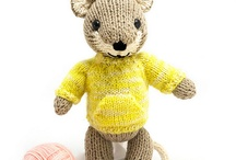 KNIT ONE PURL ONE  / by Jody Robertson