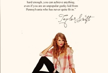 taylor swift / by ash