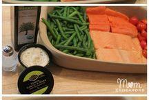 Healthy food ideas / by Kala Thompson