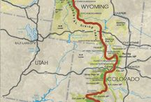 Continental Divide Trail / by Katie Pittman