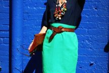 Fashion / by Melissa Sales