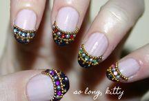 Nails =) / by Sadie Rogers