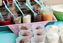 Ice Cream Party- National Ice Cream Day: July 20th / We all scream for Ice Cream parties! Celebrate National Ice Cream Day with these cool party ideas. / by GigMasters.com