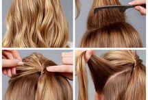 hair / by Christina Reagan