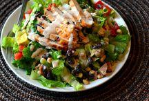 Salad / by Rachael Carpenter