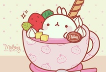 ♥MOLANG♥ / by Sydney Wilcox