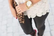 Spring Fashion / by Kristene Deeks