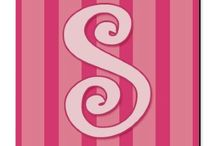 S is for Sherry  / by Sherry Kearney