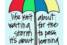 Words of Wisdom / by Tiffany Melendez