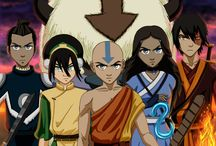 Avatar the last airbender/legend of korra  / by Autumn Jacob