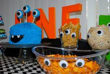 Noah's 1st Birthday! / by Courtney Bratton Birkle