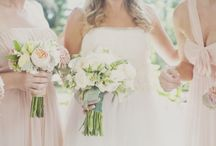 wedding flowers / by Nicola Rose
