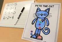 Pete the Cat / by Catherine Anderson
