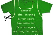 Simple sewing ideas / by Teresa Harrison