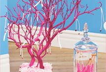 Pink and Orange Wedding / by Fancy That