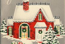 Vintage Christmas / by Marina Small