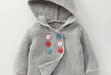 cute crochet/knit ideas / by Cristina Grace