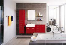 Home  - Bathroom Inspiration / by Morgan Rooks