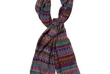 I heart scarves! / by Emily Beringer