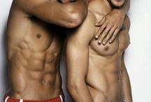 hot men / by Jamie Eimaj