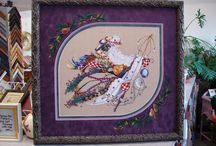 Cross stitch / by Mary Cullen