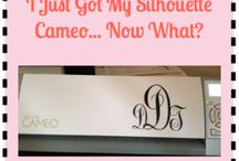 Silhouette Cameo / by Shanaka @ Mama Bee Does