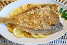 recetas de pescado / by Angeles Martin