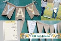 Birthday ideas / by Minda Anderson