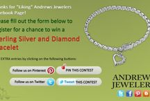 Celebrate 2013 Contest! / by Andrews Jewelers