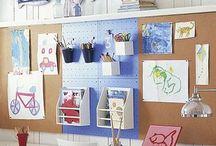 Home: Playroom Inspirations / by Lena Barrett