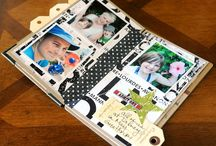 SCRAP- Mini Book Inspiration / by Alyson Hall
