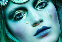 Conceptual Face Art / by Alexandra Elena