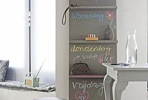 Fun ideas for a practical home / new ideas and lots of chalk paint! / by Sttch furnishings & interior styling studio