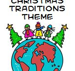 Unit 4: Cultural Traditions / Children will learn how other children in other countries and ethnic groups celebrate different holidays. They will learn about cultural traditions, i.e. food, music, clothing, etc. They will learn to reorganize the similarities and differences between their own traditions and the ones in other countries. / by Katie Douglas