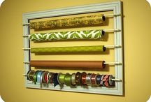 Craft room ideas / by Amy Robinette