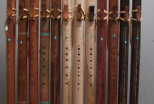 Native Wood Flutes / by Natalie Ritter