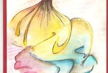illustrations / by Juanita Kirkpatrick-Kelley