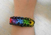 Rainbow loom / by Crac
