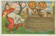 Vintage Hallowe'en / by Jim T