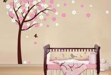 nursery ideas / by Kala Bernier