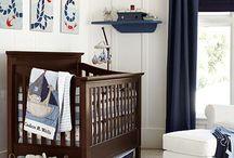 Boy Nursery Ideas / by Erin Rainey