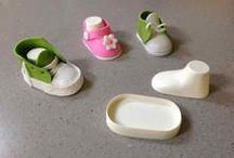shoe kits / by Cake Structure