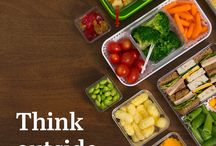bento boxes / by Megan {Our Pinteresting Family}