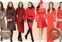I <3 Kate Middleton's Style. / by Alexandra Aimee