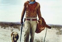 Notable ~ The Duke / John Wayne / by Lorri S