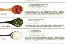 salsas / by puri cordoba pineda