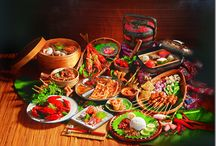 Malay & Indonesian Delicacies / Variety of traditional & famous foods from all parts of Malaysia, Indonesia and some parts of Thailand / by Niduyham Irbas